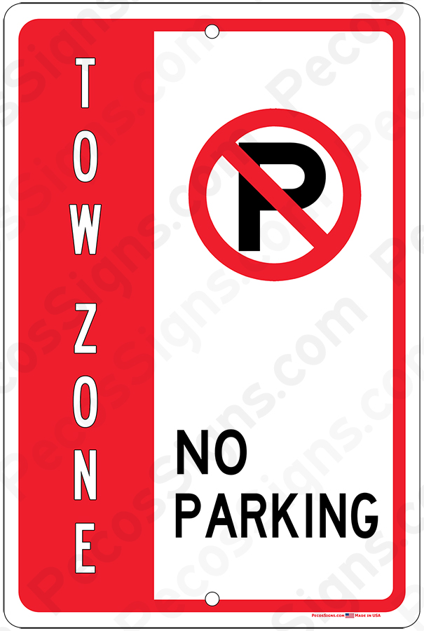 Visitor Parking Right on a  8x12 Aluminum Sign Made in USA UV Protected Wht//Grn